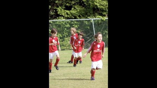 Key Biscayne Soccer Club - Red Team 2010