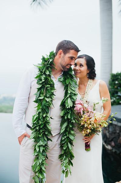 A + R Kona Wedding II