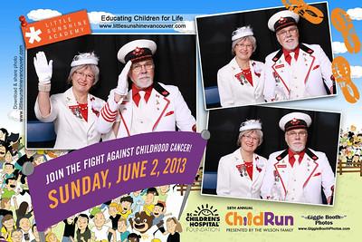 BC Children's Hospital Foundation, 28th Annual Child Run
