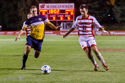 UW Sports - Men's Soccer - Oct 07, 2015