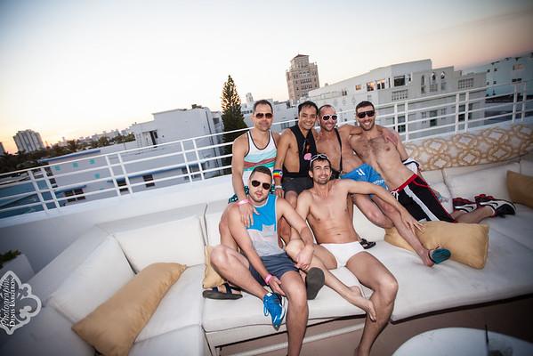 White Party Miami - Heatwave @ Hotel Dream
