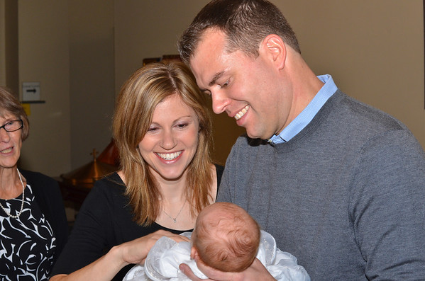 Avery's Baptism