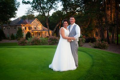 Dawson-Moore Wedding
