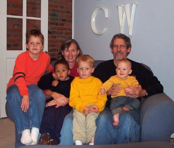 The Harris/Cerne/Chapman Family
