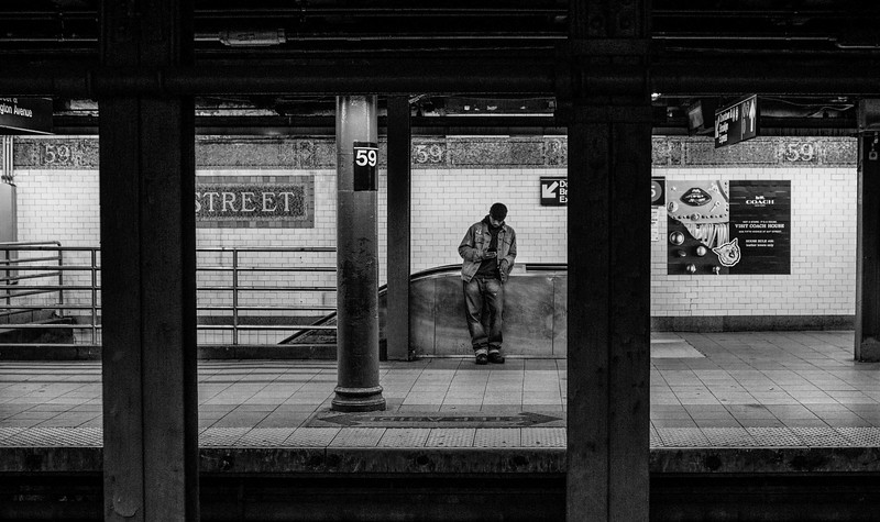 Subway Tableau #4