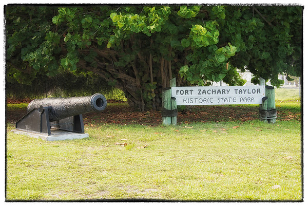 Fort Zachary Taylor and Beach