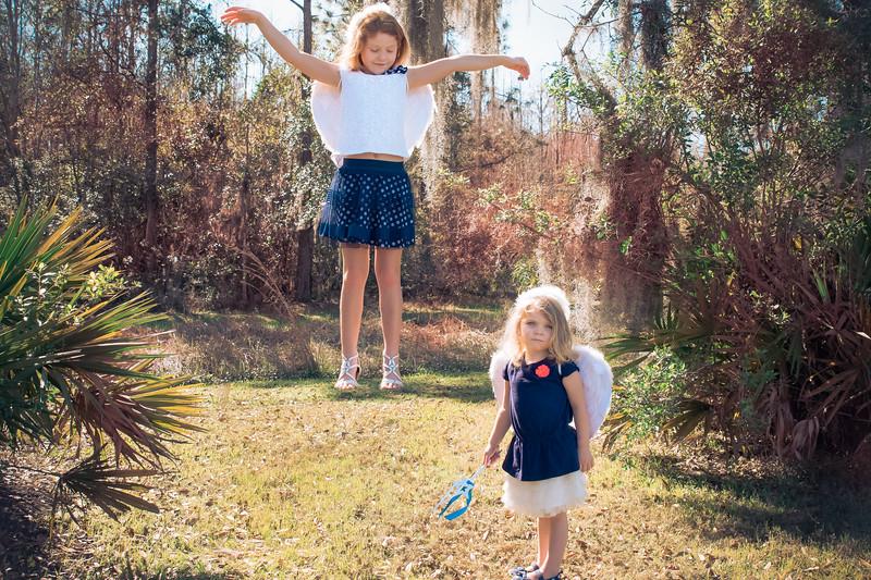2-Ellie and Layla Levitation