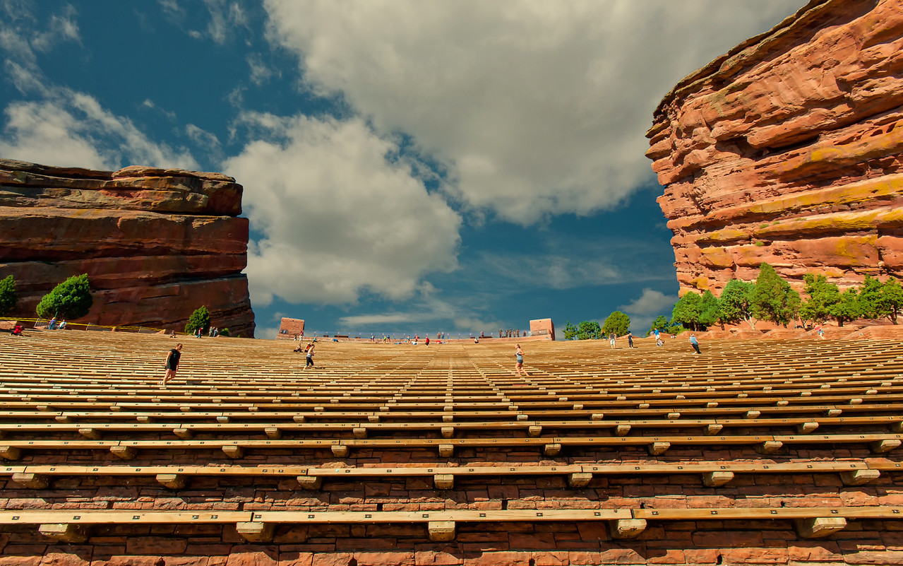 Red Rocks Open-Air Amphitheatre