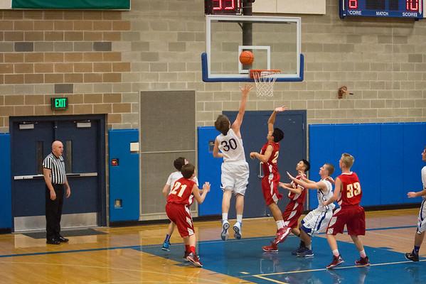 2014-15 BHS Basketball