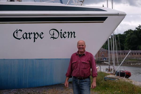 Carpe Diem Launch