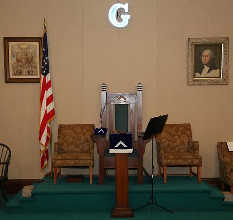 Orange Lodge #234 150th Re-dedication 11-16-2013
