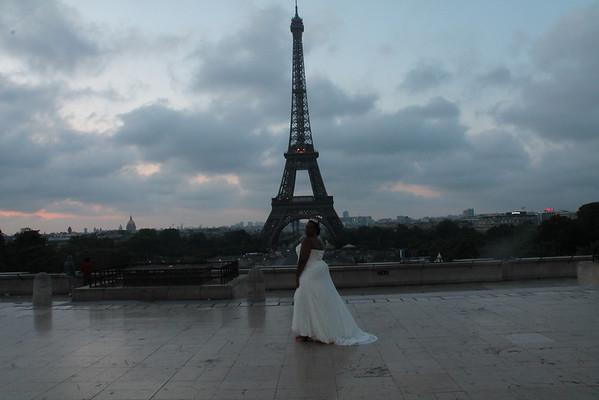 Paris Wedding Pics (edits)