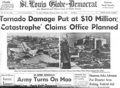 Tornado 1967