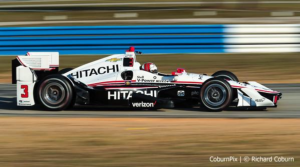 2017 IndyCar Sebring Test