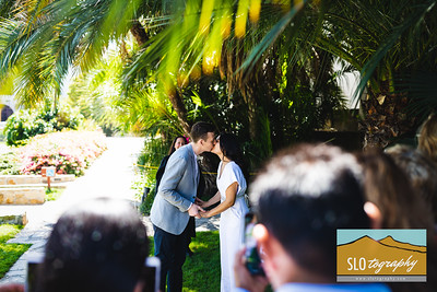 Carol+Tristan ~ Santa Barbara Courthouse Wedding