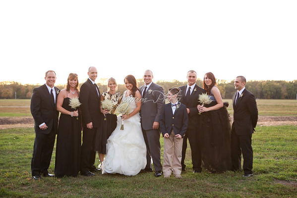 Wedding Party - Brooke and Levi