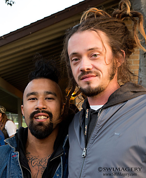 Nahko Bear and Jacob Hemphill (SOJA) - California Roots Festival