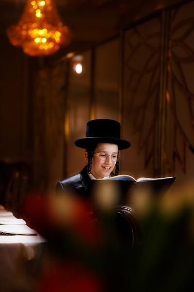 Avraham Itzchak Rabinowitz  Bar Mitzvah
