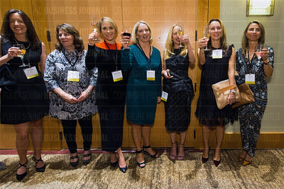 Puget Sound Business Journal's 2017 Women of Influence award program at the Hyatt Regency Bellevue.