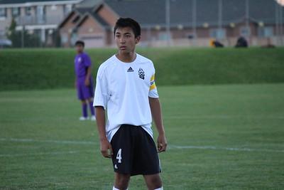 2015 Galena Boys JV Soccer