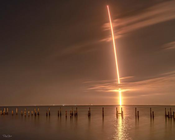 JCSAT 18/Kacific 1 Aboard a Falcon 9