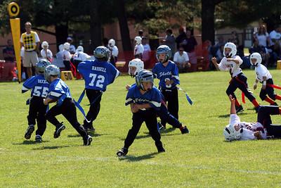 Shelby Lions Football Club - 2007 Flag Football Team