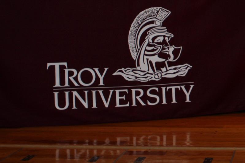 Troy University Graduation (Ceremony)Misawa Air Base