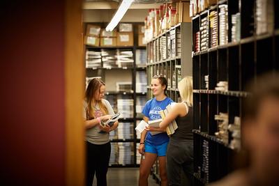 2016 UWL Freshman Move in Day Residence Halls