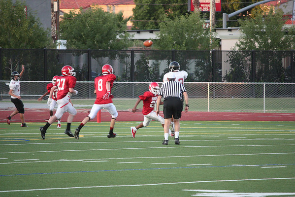Brophy Vs. Boulder Creek