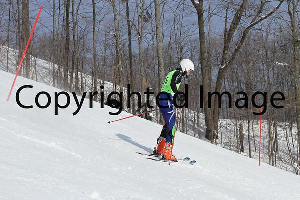 U16 Men Slalom 2/10 Run 1