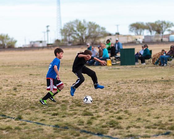 Soccer Spring 2013