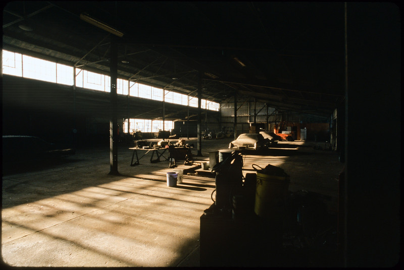 Nelson Brothers Steel and Machinery, City of Industry, 2005