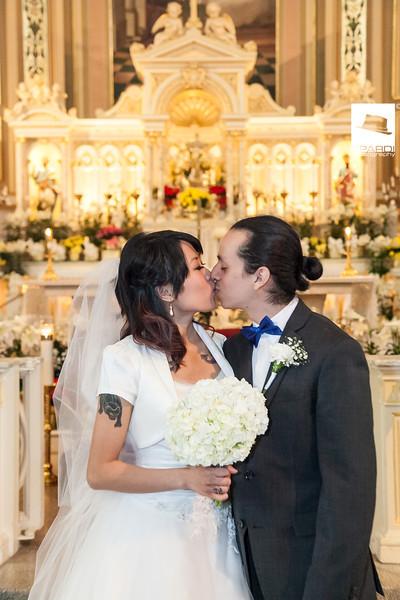Kathrina + Timmy  Wedding Ceremony