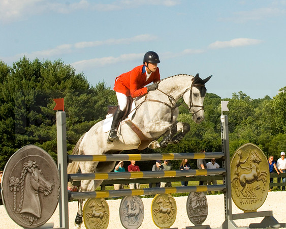 Great Meadow Int FEI Nation's Cup ShowJumping