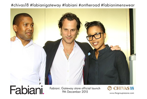Fabiani Gateway Store Official Launch