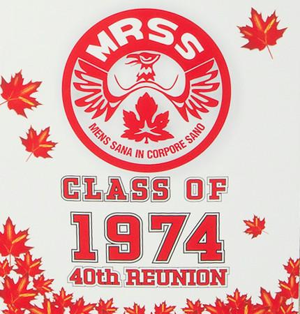 MRSS 40th Reunion