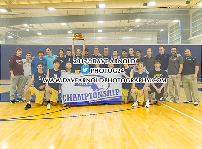 6/7/2017 - Boys Varsity Volleyball - D1 South Final - Newton South vs Needham