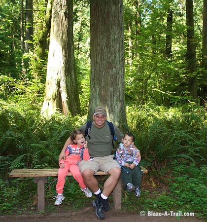 Lewis and Clark State Park, Washington