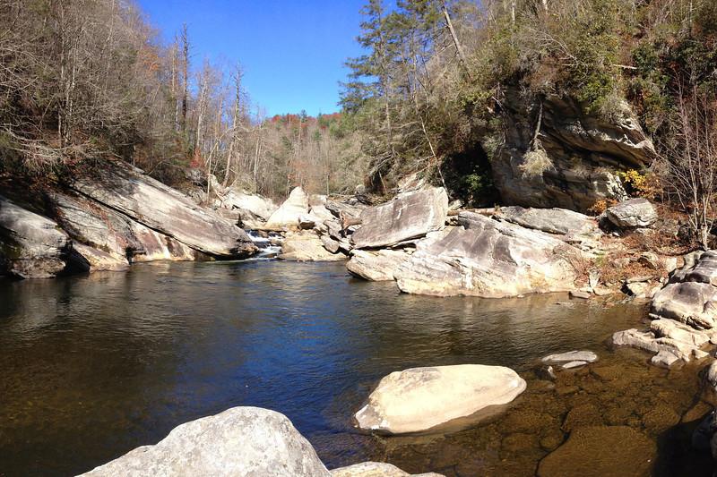 Linville River -- 2,020'