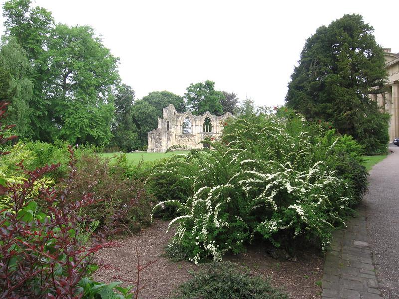 Museum Gardens, York