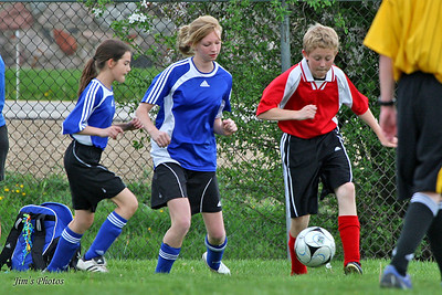 Youth Soccer - Lodi Ligers - May 2, 2010