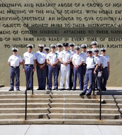 Cadets take College Road Trip to VMI