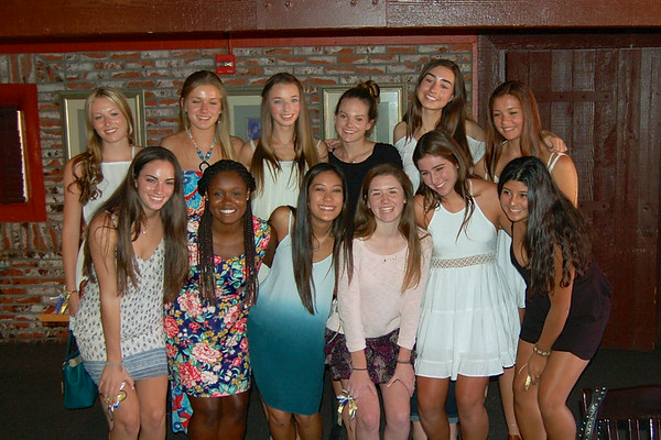 Girl's Volleyball 2014