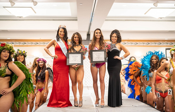 Miss Bikini Hawaii 2018