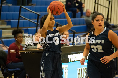 Girls Basketball: Tuscarora 66, John Champe 22 by Savannah Reger on January 25, 2019