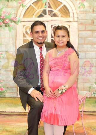 Rogers HS Father Daughter Dance 2014