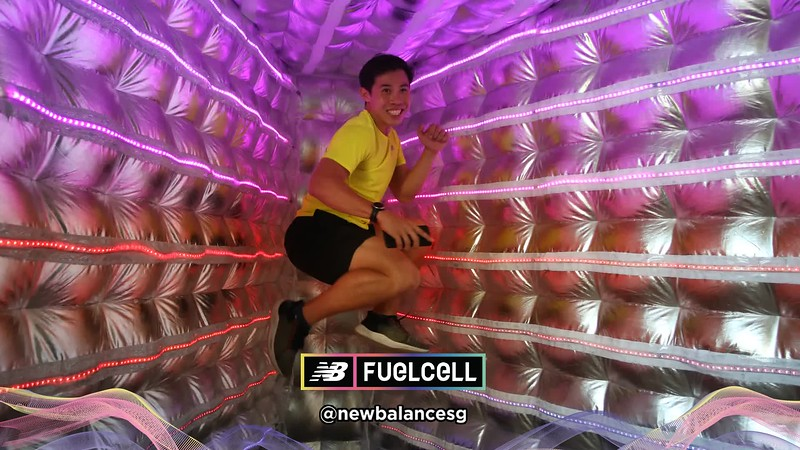New Balance Fuelcell Launch (180 Matrix Booth)