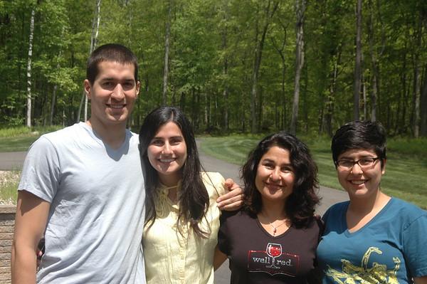 Reunion May 2011