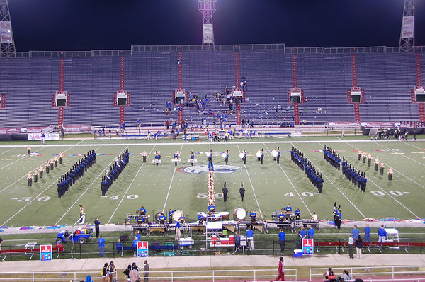 FHS Band @ Ladd (Williamson Game)