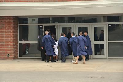 Wichita High School East Graduation May 11, 2014